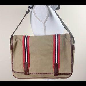 Jack Mason NCAA Georgia TeamTailgate Messenger Bag
